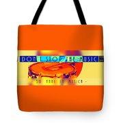Logo Rullante Hd Tote Bag