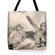 Lojtnant Ziden Tote Bag