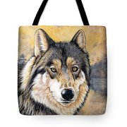 Loki Tote Bag by Sandi Baker