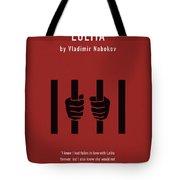 Lolita By Vladimir Nabokov Greatest Books Ever Series 019 Tote Bag