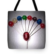 Lollipop Balloons  Tote Bag