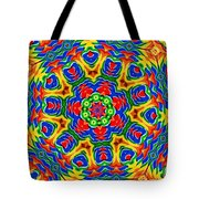 Lollipops Kaleidoscope 2 Tote Bag