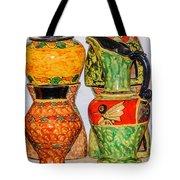 Lombok Pottery Tote Bag