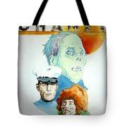 Lon Chaney Sr Tote Bag