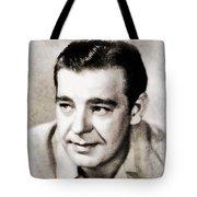 Lon Chaney, Vintage Actor Tote Bag