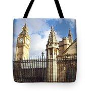 London - Big Ben  Tote Bag