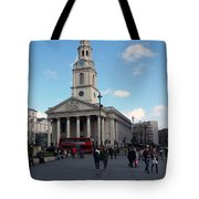 London - Sunny Day Tote Bag