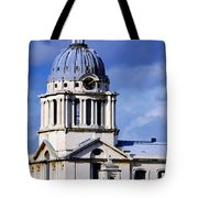 London Blues Tote Bag