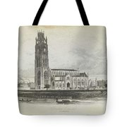 London Boston Church. Tote Bag
