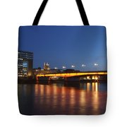 London Bridge Tote Bag