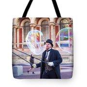 London Bubbles 4 Tote Bag