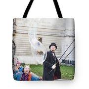 London Bubbles 6 Tote Bag