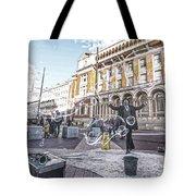 London Bubbles 8 Tote Bag