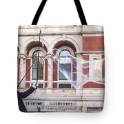 London Bubbles 9 Tote Bag
