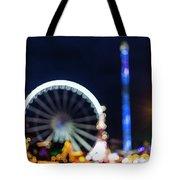 London Christmas Markets 12 Tote Bag