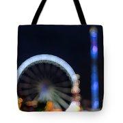 London Christmas Markets 13 Tote Bag