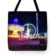 London Christmas Markets 20 Tote Bag