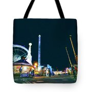 London Christmas Markets 23 Tote Bag