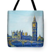 London City Westminster Tote Bag