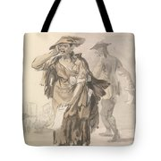 London Cries - Last Dying Speech And Confession Tote Bag