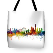 London England Skyline 16x20 Ratio Tote Bag