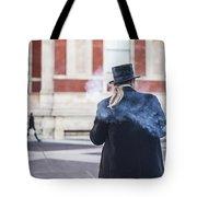 London Explosion Tote Bag