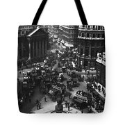 London: Financial District Tote Bag