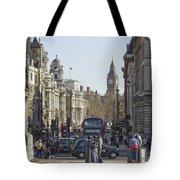 London Friends Tote Bag