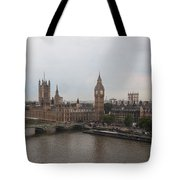London Icons Tote Bag