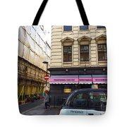 London In Summer Tote Bag
