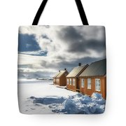 London Tote Bag by James Billings