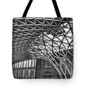 London Kings Cross  Tote Bag