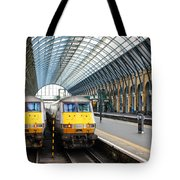 London King's Cross Station 1 Tote Bag