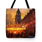 London Museum At Night Tote Bag