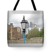 London Old And New Tote Bag