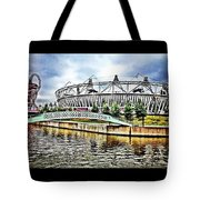 London Olympic Tote Bag