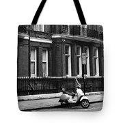 London Sixties Lambretta Tote Bag