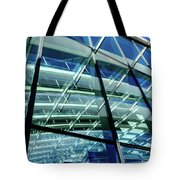 London Sky Garden Architecture 1 Tote Bag