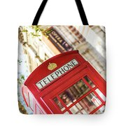 London Telephone 3 Tote Bag