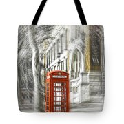 London Telephone C Tote Bag