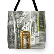 London Telephone Yellow Tote Bag