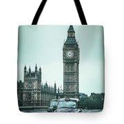 London Times Tote Bag