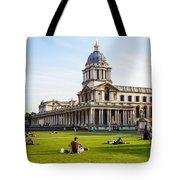 London University Greenwich Tote Bag