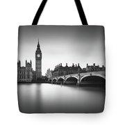 London, Westminster Bridge Tote Bag