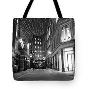 London Xmas Tote Bag