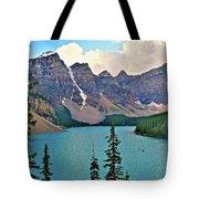 Lone Canoe Tote Bag