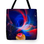 Lone Moon Tote Bag