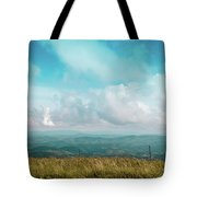 Lone Post Tote Bag