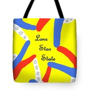 Lone Star State Tote Bag