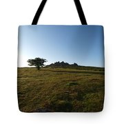 Lone Tree, Dartmoor Tote Bag